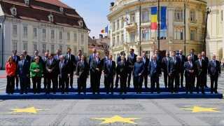 Det er EU's stats- og regeringschefer, der indstiller den næste kommissionsformand. Hvem det bliver, er endnu uvist.