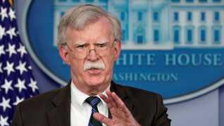 John Bolton har været del af enhver republikansk præsidents stab siden Reagan og har ofte og igen tordnet mod Iran.