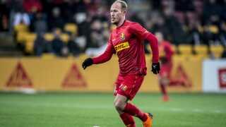 FC Nordsjællands Mikkel Rygaard.