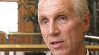 Danske Bank ordførende direktør, Peter Straarup