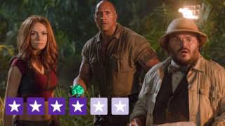 'Jumanji - Welcome to the Jungle' kommer 22 år efter den første Jumanji-film ramte biograferne.