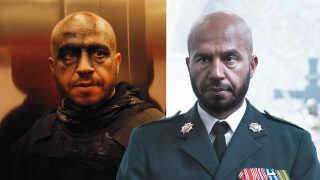 Dar Salim er aktuel i TV 2-serien 'Kriger'. Serieekspert Frederik Dirks Gottlieb gennemgår hans bedste roller gennem tiden.