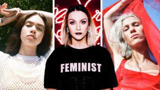 Island er fuld af lovende poptalenter. Tre af dem er Glowie, Hildur og Bríet.