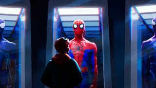 Den nye Spiderman-tegnefilm er flot, men indforstået.