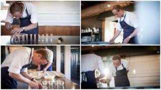 Menuerne fra Mads Cortsen varierer fra 8 til 25 serveringer