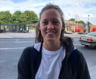 Laura Christensen begynder efter sommerferien på et studie i filosofi på Aalborg Universitet.