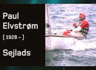 Sportskanon - Paul Elvstrøm