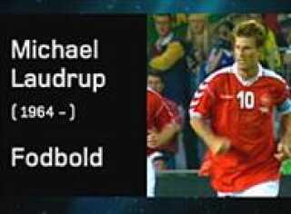 Sportskanon - Michael Laudrup