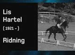 Sportskanon - Lis Hartel