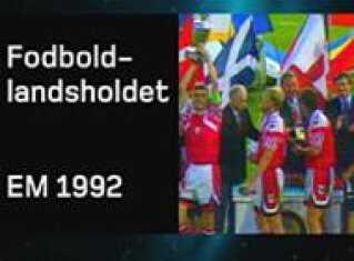 Sportskanon - Landsholdet - EM 1992
