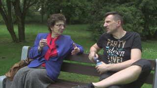 Kobas Laksa og hans mor Mirosława Borowska fra byen Białystok er meget uenige, når det kommer til polsk politik. Det samme er resten af Polens befolkning.