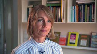 Maria Ørskov, sociolog og ekstern lektor på Roskilde Universitet. Har skrevet ph.d. afhandling om samarbejdet mellem skole og hjem.