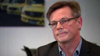 Freddy Lippert er direktør for Region Hovedstadens Præhospitale Virksomhed, Akutberedskab. Herunder hører akuttelefonen 1813.