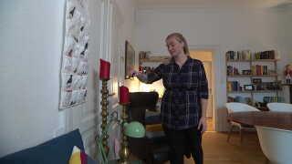Josefine Heiredal Budek vil nu anke afslaget fra huslejenævnet for at få nedsat sin husleje.
