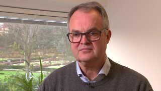 Jørgen Schøler Kristensen, lægefaglig direktør på Sygehusenheden Horsens.