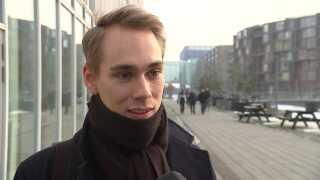 Robin Kristensen har tidligere læst på CBS. I dag læser han jura på Københavns Universitet