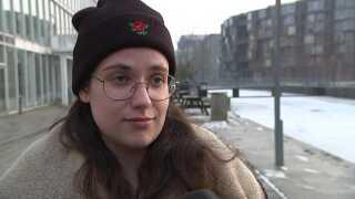 Helena Hirkic droppede lærerudannelsen til fordel for universitetet.