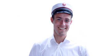 Johannes blev student fra EUX i Viborg i 2016.