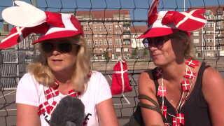 """Dorte Grynderup og Vesna Zikovic er enige om, at """"elsker kronprinsen""""."""