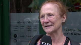 Nina Flatman er glad for at være kunde i Danske Bank, og hvidvasksagen har ikke fået hende til at overveje at skifte bank.