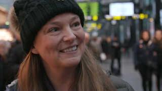 Danskboende Malin Lindskog er overbevist om, at der også kan findes 100.000 danskere, der er klar på at tage et flyfrit år.
