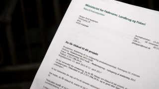 På papiret her kan Holger Andersen dokumentere, at han i april 2015 blev bevilget 2,3 millioner kroner.
