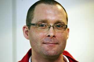 Lars Sørensen var sportschef i Dansk Svømmeunion fra 2003 til 2012.