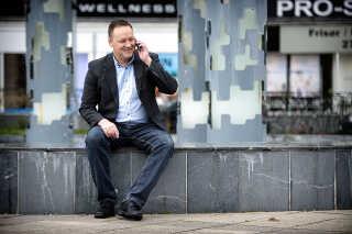 Dansk Folkepartis klimaordfører, Mikkel Dencker, er ikke overbevist om, at klimaforandringerne er menneskeskabte.