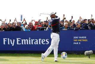 Tiger Woods er med til Ryder Cup for første gang siden 2012. I 2016 var han med som vice-kaptajn.