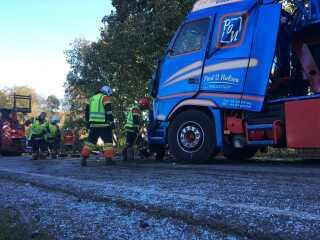 Den voldsomme busulykke i Nordjylland, hvor flere asyldrenge kom alvorligt til skade, vakte interesse i oktober.