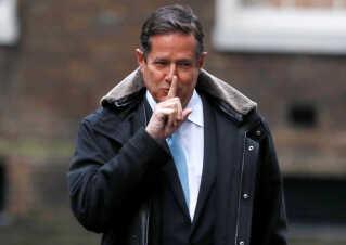 Den engelsk gigantbank Barclays' administrerende direktør Jes Staley.