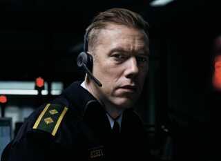 Jakob Cedergren, der er nomineret til en Robert-pris for fjerde gang, spiller hovedrollen i 'Den skyldige'. Filmen er pt. stadig med i kapløbet om en Oscar-nominering.