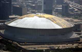 Der blev spillet Super Bowl i Superdome i New Orleans i 1978. Samme Superdome, der blev beskadiget i orkanen Katrina i 2005.