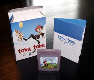 Her ses kassetten til Tobu Tobu Girl
