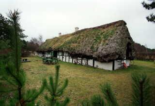 Tanghusene er helt unikke for Læsø, og de findes ikke andre steder i verden.
