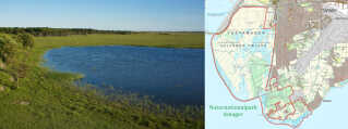 Naturnationalpark Amager kunne udgøre et areal på 24 km2 og bestå af Kalvebod Fælled, Pinseskoven og Kongelunden m.m.