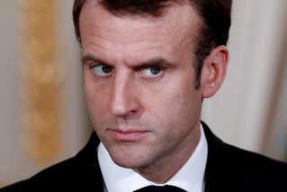 De Gule Veste-protesterne giver løftede øjenbryn hos præsident Macron.