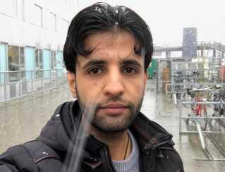 Leo Nasser er flygtning fra Syrien og turde først springe ud som homoseksuel, da han kom til Danmark i 2015.