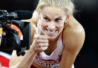 Da Sara Slott Petersen blev europamester i 400 meter hæk, kom hun ikke blot på sejrsskamlen i Amsterdam. Hun kom også på top 20 listen over de mest læste artikler på dr.dk.