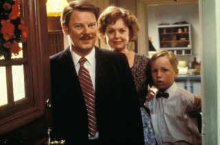 Frits Helmuth og Ghita Nørby har de bærende roller som Karl Aage og Regitze, når DR K fredag klokken 22.00 viser filmen 'Dansen om Regitze' fra 1989. Foto: Nordisk Film.
