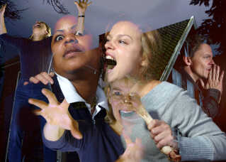 I 2004 lavede Kirsten Olesen også radioteater - nemlig sammen med Barbara Andersen, Helle Fagralid og Olaf Johannessen i 'Puritanerne'.