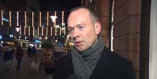 Jonas Lönberg ærgrer sig over den nye regerings-aftale.