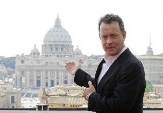 Det er Tom Hanks der spiller hovedpersonen Langdon i filmatiseringerne af Dan Browns bestseller-bøger.