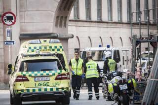 ARKIVFOTO. Retten på Frederiksberg idømte en 67-årig mand fængsel på livstid for at dræbe en advokat og forsøge at dræbe sin ekssvigersøn i fogedretten i København i 2014.