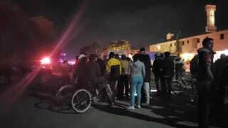 Indbruddet udløste omfattende plyndring af benzin fra rørledningen. Dusinvis af mennesker var i færd med at fylde spande og dunke, da eksplosionen fandt sted fredag aften.