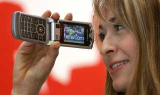 Motorola stod bag Razr, der var en selskabets største successer - også i Danmark.