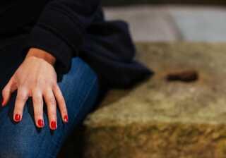 At have en bolleven mens du er single, kan være en stor frihed, er Cecilia A.s personlige erfaring.