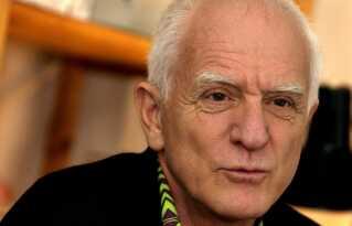 Tegner og instruktør Jannik Hastrup har lavet film med Cirkeline siden 1968.