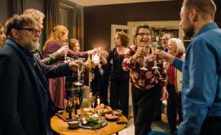 Paprika Steens julefilm 'Den tid på året' har fået seks Bodil-nomineringer.