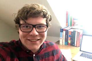Christian Meisner Troelsen er en af de studerende, som har været igennem 'Narrativ medicin'-kurset på SDU.